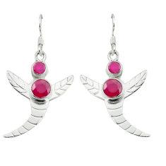 Clearance Sale- ver dangle earrings jewelry d2026