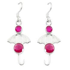 Clearance Sale- ver dangle earrings jewelry d2045