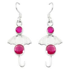Clearance Sale- ver dangle earrings jewelry d2049