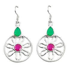 Clearance Sale- ling silver dangle earrings jewelry d2140