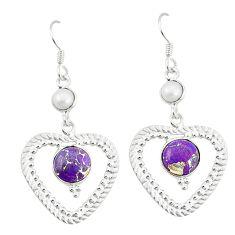 Clearance Sale- 5 sterling silver dangle earrings d2188