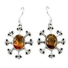Clearance Sale- z 925 sterling silver dangle earrings jewelry d2254