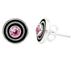 Clearance Sale- b) 925 sterling silver stud earrings jewelry d2306
