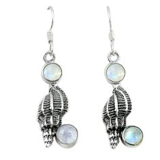 Clearance Sale- erling silver dangle earrings d2423