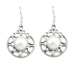Clearance Sale- arl 925 sterling silver dangle earrings jewelry d2487