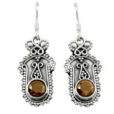 Clearance Sale- z 925 sterling silver dangle earrings jewelry d2577