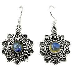 Clearance Sale- rling silver dangle earrings jewelry d3161