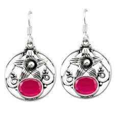 Clearance Sale- ver dangle earrings jewelry d3203