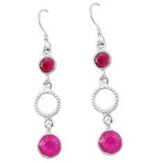 Clearance Sale- ver dangle earrings jewelry d3205