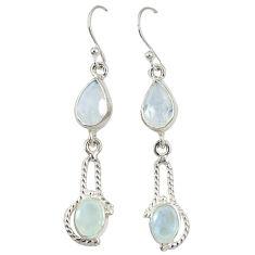 Clearance Sale- erling silver dangle earrings d3232