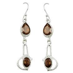 z 925 sterling silver dangle earrings jewelry d3421