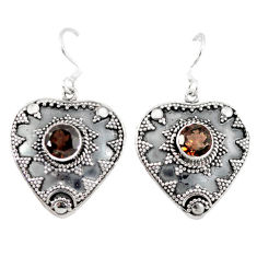 Clearance Sale- z 925 sterling silver dangle earrings jewelry d4806