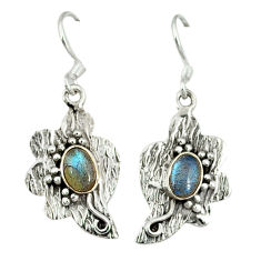 Clearance Sale- rling silver dangle earrings jewelry d6367