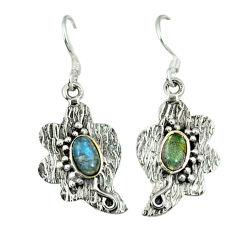 rling silver dangle earrings jewelry d6371