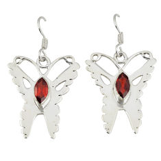 Clearance Sale- et 925 sterling silver butterfly earrings jewelry d6513