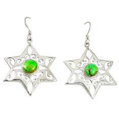 Clearance Sale- ing silver dangle earrings jewelry d6526
