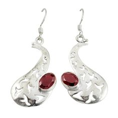Clearance Sale- et 925 sterling silver dangle earrings jewelry d6542