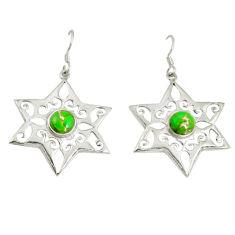 ing silver dangle earrings jewelry d6560