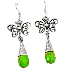 Clearance Sale- ing silver butterfly earrings jewelry d6681