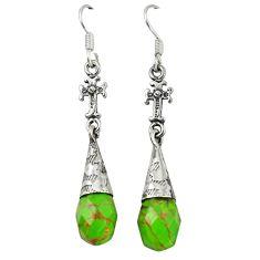 Clearance Sale- ing silver dangle earrings jewelry d6700