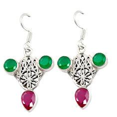 lver hand of god hamsa earrings d7001