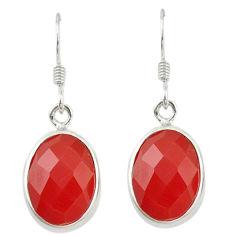 Clearance Sale- yx 925 sterling silver dangle earrings jewelry d7133