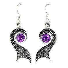 Clearance Sale- ling silver dangle earrings jewelry d7172