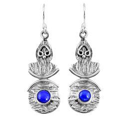 Clearance Sale-  lapis lazuli earrings jewelry d9600