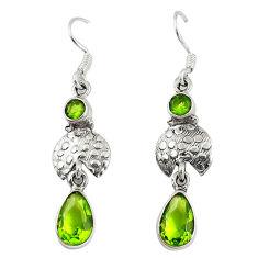 Clearance Sale- artz 925 sterling silver dangle earrings jewelry d9699