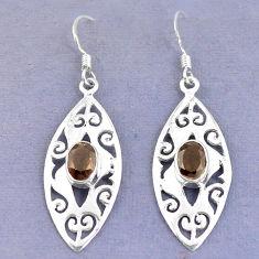 Clearance Sale- z 925 sterling silver dangle earrings jewelry d9822