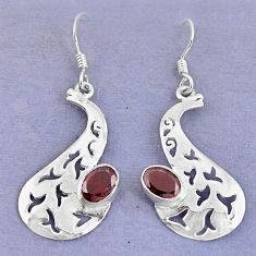 Clearance Sale- et 925 sterling silver dangle earrings jewelry d9833