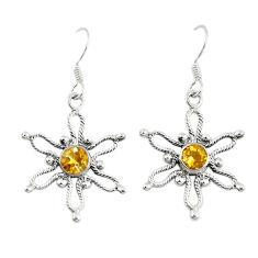 itrine 925 sterling silver dangle earrings jewelry d9870