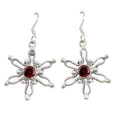 Clearance Sale- silver dangle earrings jewelry d9876