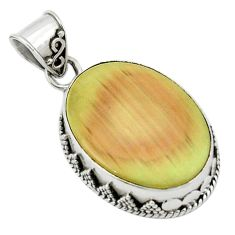 Clearance Sale- perial jasper 925 sterling silver pendant jewelry d1404