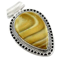 Clearance Sale- 925 sterling silver pendant jewelry d14637