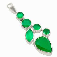 n chalcedony pendant jewelry d14824