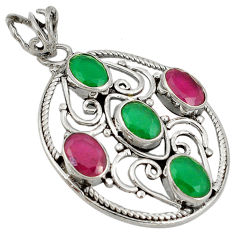 erling silver pendant jewelry d7374