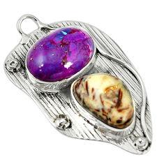 tite (healer's gold) 925 silver pendant d7512