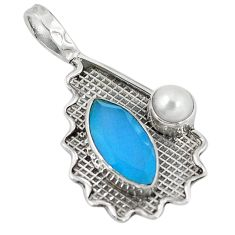 Clearance Sale- arl 925 sterling silver pendant jewelry d7559