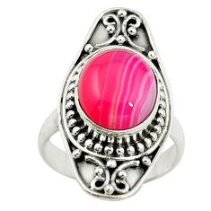 sterling silver ring size 7.5 d14404