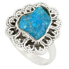 gh fancy 925 sterling silver ring jewelry size 7 d24787
