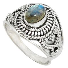 Clearance Sale- rling silver ring jewelry size 8 d8716