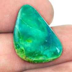 Natural 9.90cts opaline blue cabochon 22x15 mm fancy loose gemstone s1513