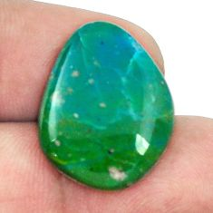 Natural 9.90cts opaline blue cabochon 21x17 mm fancy loose gemstone s1530