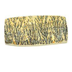 19.35cts germany psilomelane dendrite cabochon 36x18 mm loose gemstone s2026