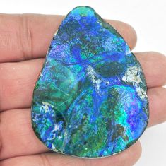 Natural 83.90cts roman glass cabochon 60x43 mm fancy loose gemstone s2146
