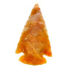 Natural 53.15cts arrowheads quartz rough 58x28 mm fancy loose gemstone s4835