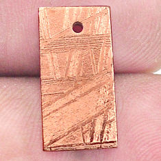 12.30cts copper nugget cabochon 18x9 mm octagan loose gemstone s8166