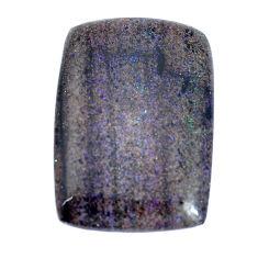 Natural 13.15cts honduran matrix opal black 25x17.5 mm loose gemstone s9165