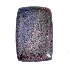 Natural 14.45cts honduran matrix opal black 26x17mm octagan loose gemstone s9191